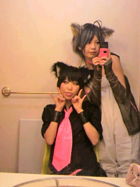 中川翔子の猫たち